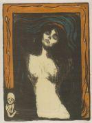 Edvard Munch: Madonna